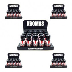 100 x Wholesale English Aromas